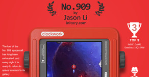 "Game Jam Collection 2019Q1: 3rd _ The ""No.909"" By Jason Li, Initory"