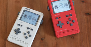 Tech Crunch: The ClockworkPi GameShell Is A Super Fun DIY Spin On Portable Gaming