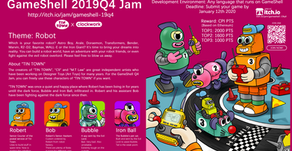Announcing the 4th Clockwork Game Jam Event