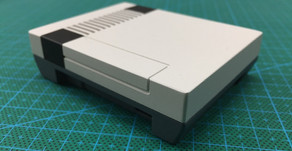 Making NES Out Of A CPI3.1