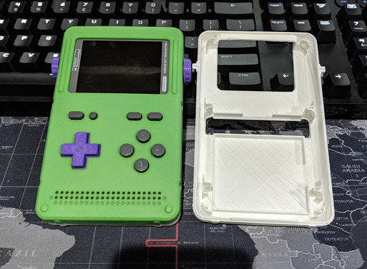 A Cool Way To Put Lightkey Inside The Back Shell