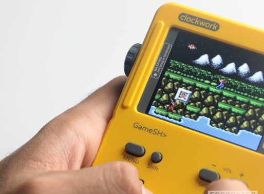 Fossbytes: What's gaming on GameShell like