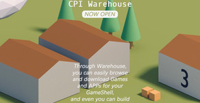 How to set up your own Warehouse for your GameShell