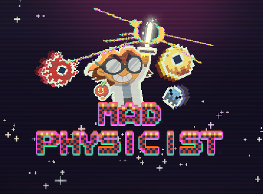 Creating MAD PHYSICIST: Interview BOOOM! Participant MAD PHYSICIST