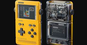 Boing Boing: I assembled a Clockwork GameShell. It's very cool