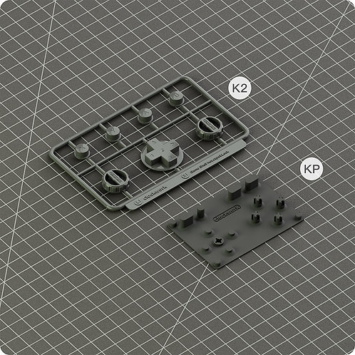 Silicone Pad & Keycap Set for GameShell (Free Shipment)