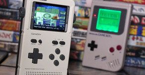 Nintendo Life: GameShell Is A Modular And Hackable Take On The Classic Game Boy