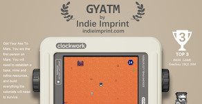 "Game Jam Collection 2019Q1: 3rd _ The ""GYATM"" By Indie Imprint"
