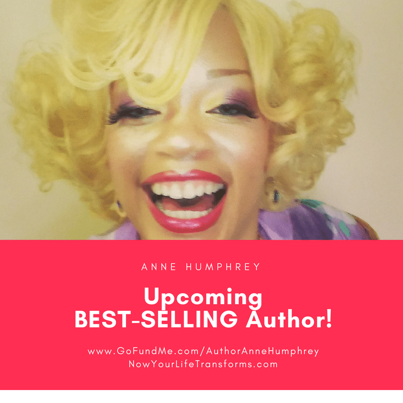 A New Edition - Donate Now! #AuthorAnneHumphrey