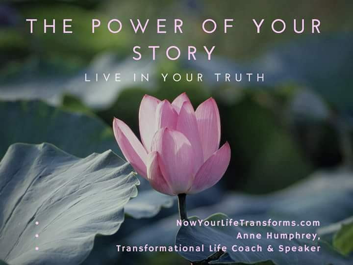 The Power of your STORY.