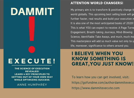 Attention World Changers!