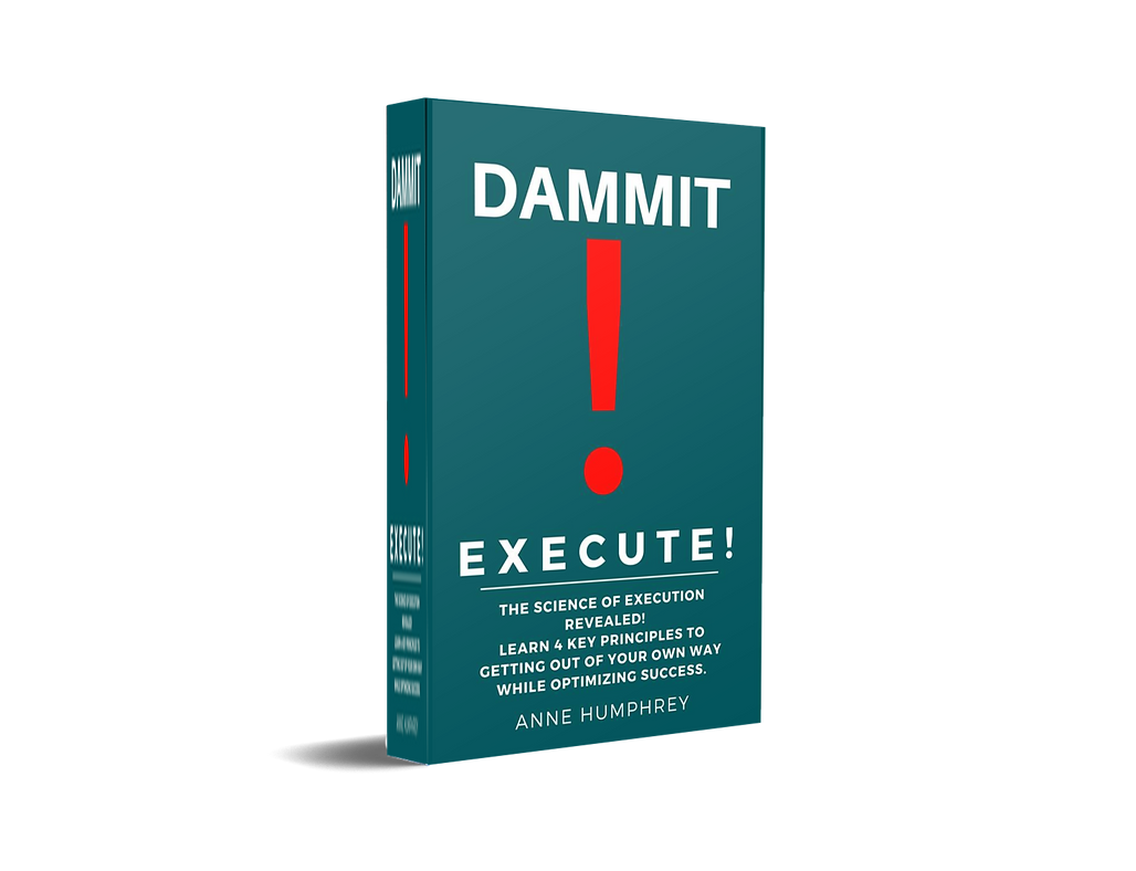 Dammit! Execute! Book Cover