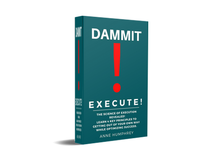 Dammit! Execute! Book Sleeve