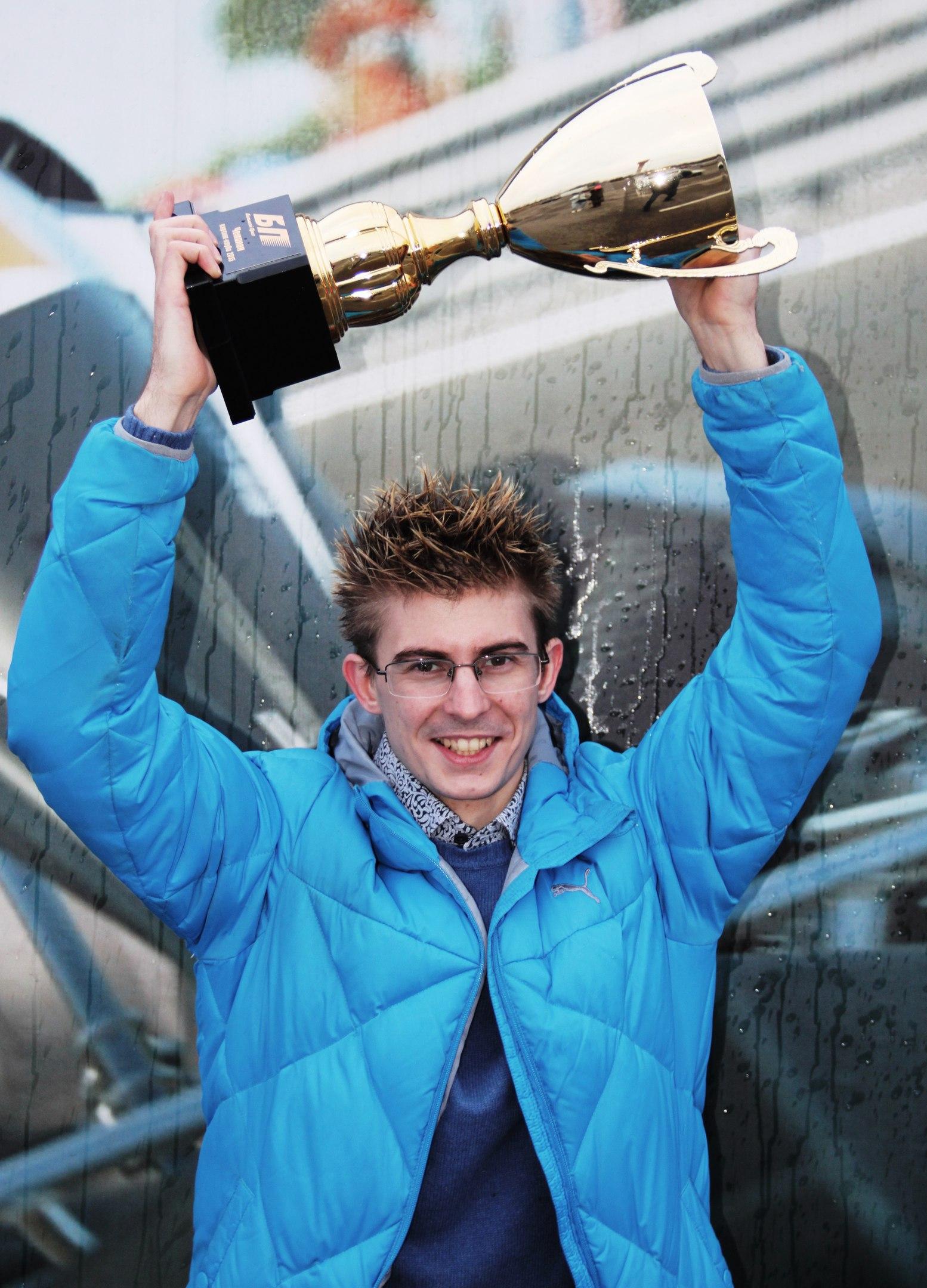 Никита - Чемпион 2015-2016