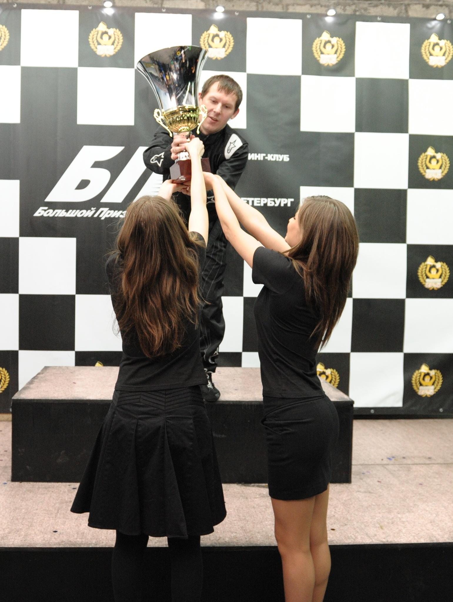 Евгений - Чемпион 2011