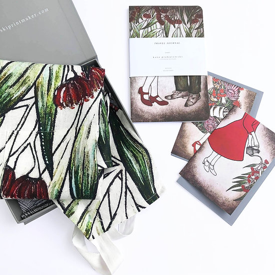 Botanical Apron Gift Box
