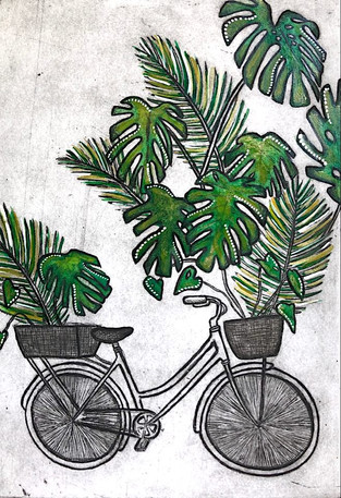 The Monstera Bicycle