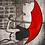 Thumbnail: Red Umbrella Design Gift Set of 6