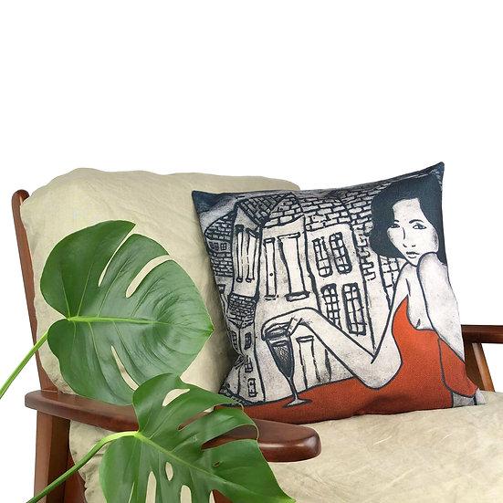 'Sassy' Cushion