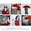 Thumbnail: Parisienne Design - Placemats set of 6