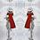 Thumbnail: Parisienne Market Lady Silk Scarf
