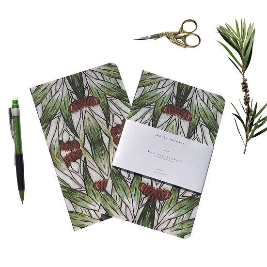 Flowering Gum Travel Journal