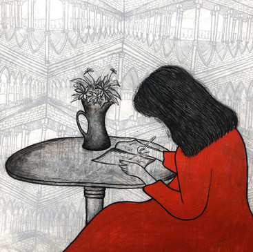 A Sketch In Cinque Terre