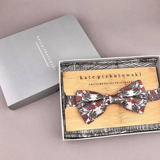 Protea Silk Bow Tie