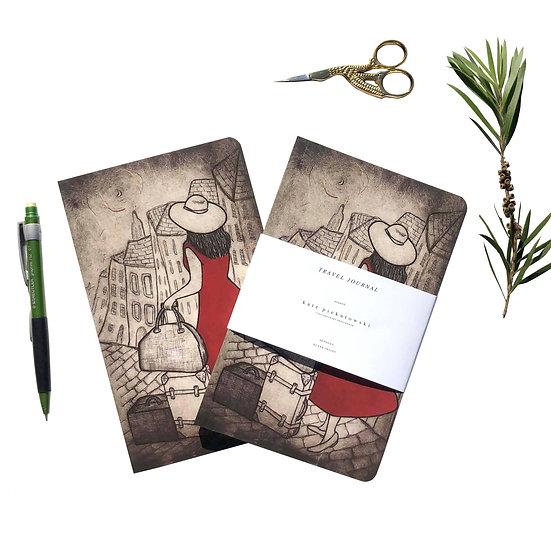 Traveller Design Travel Journal