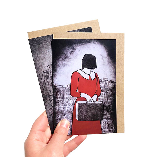 Parisienne Design Gift Pack of 6