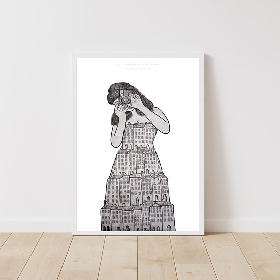 I'll Remember You in My Dreams Giclée Print