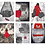 Thumbnail: Little Travellers Gift Card Set of 6