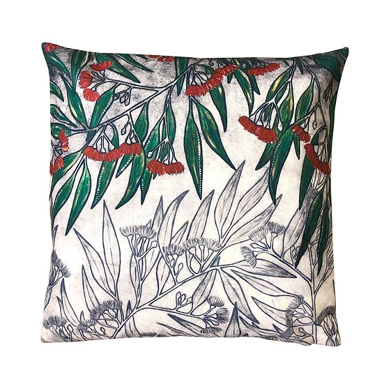 'Blossoming' Design Cushion