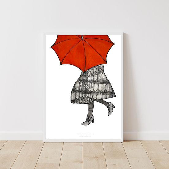 An Escheresque Dream Giclée Print