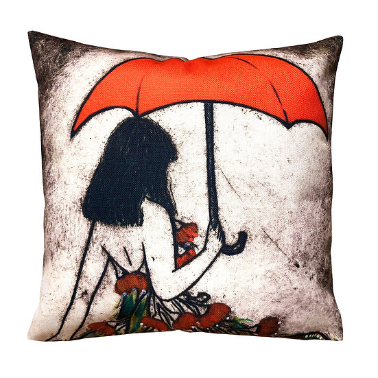 'Gumnut Dancer' Design Cushion