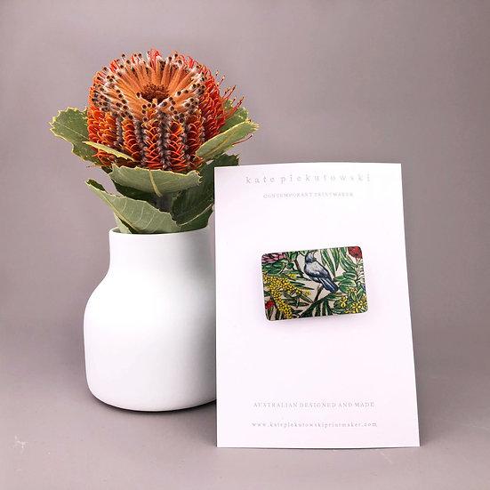 'Flora Dreams' Brooch