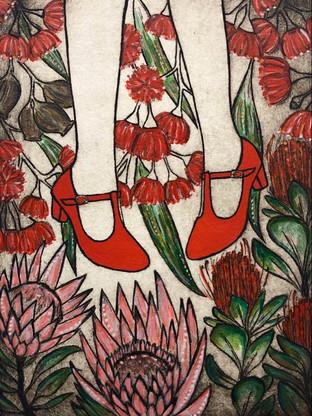 The Botanical Dancer