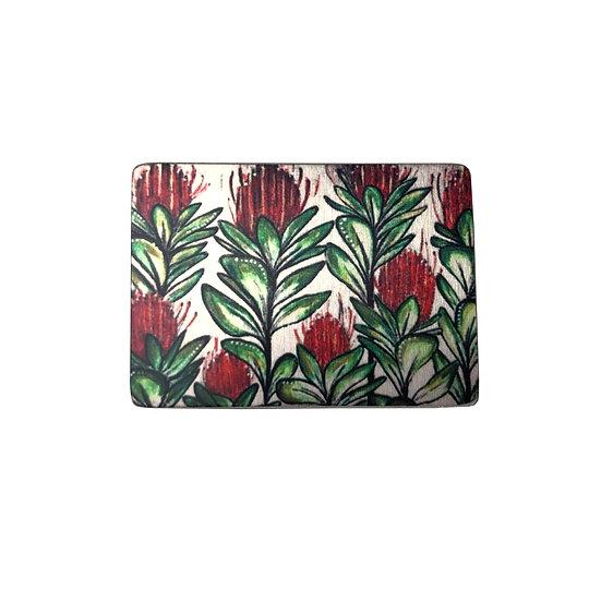 'Banksia Design' Brooch