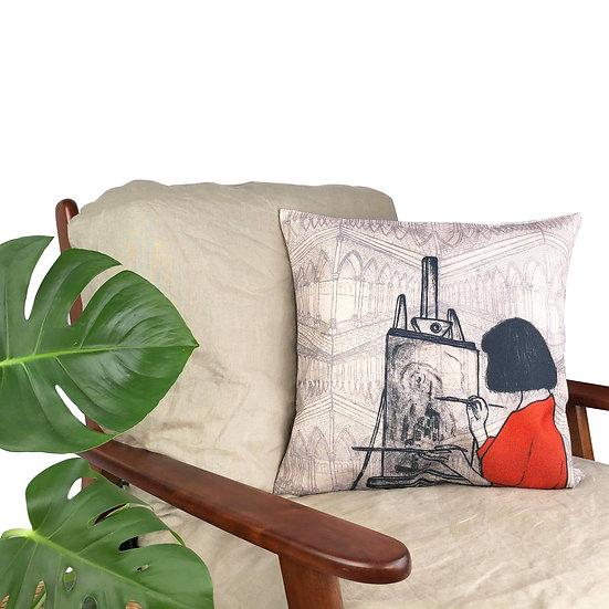 'Renaissance' Cushion