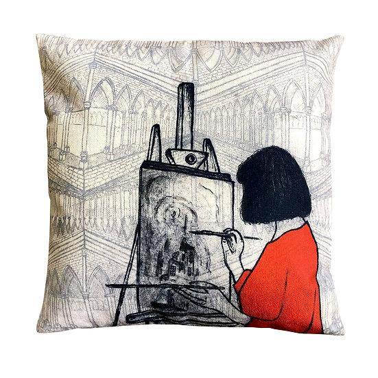 'Renaissance' Design Cushion