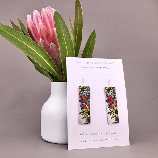 'Floral' Earrings