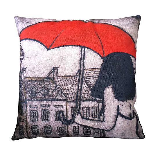 'Mary Poppins' Design Cushion