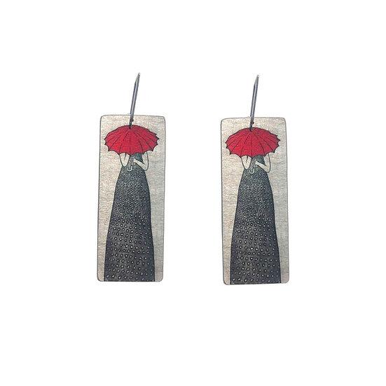 'Gothic Dreamer' Design Earrings