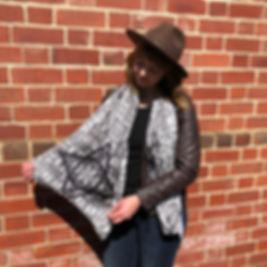 Kate Piekutowski silk scarf