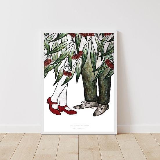 The Gumnut Dreamers Giclée Print
