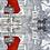 Thumbnail: 'An Artist's Companion' Silk Scarf