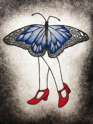 Butterfly Dreamer
