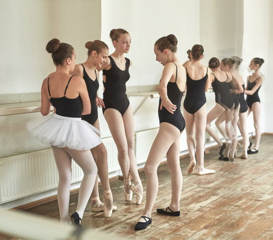 Preparing Yourself For Dance Class