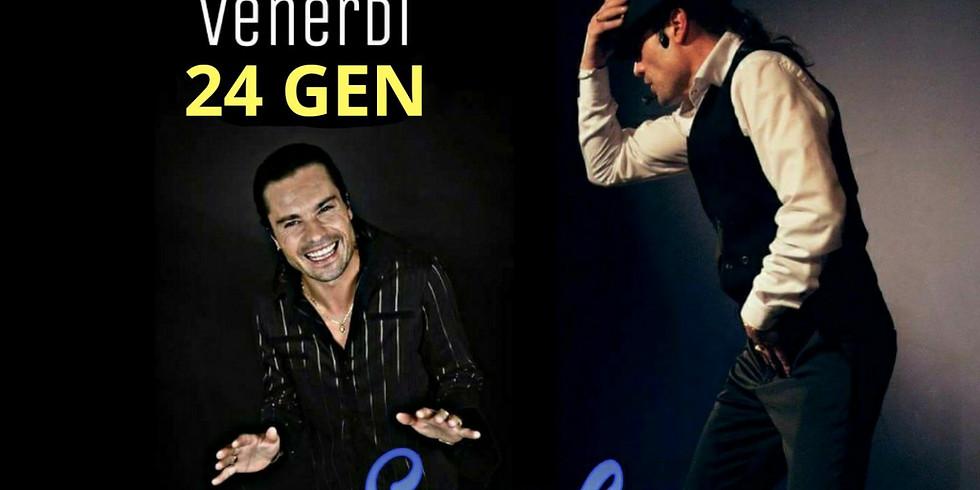 The One Man Show! Cena e Spettacolo