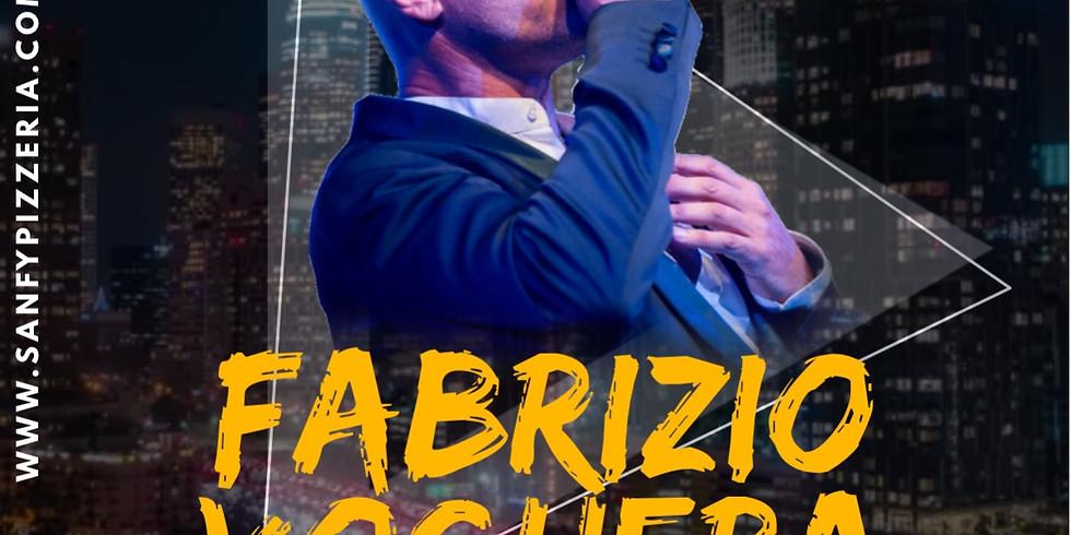 Fabrizio Voghera al Sanfy